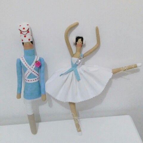 Soldadinho de chumbo e a Bailarina