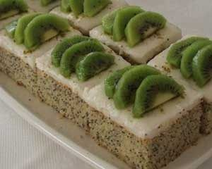Kivili Haşhaşlı Pasta Tarifi