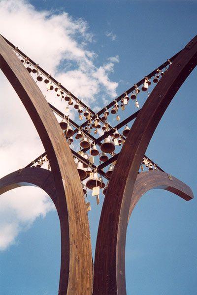 Suomussalmi, Finland, Winter War 1939 - 1940 Monument