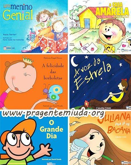 09 livros infantis para baixar gratuitas