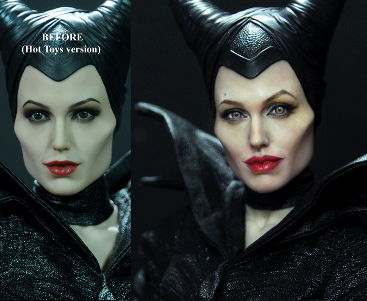 repainted maleficent and prince - photo #30