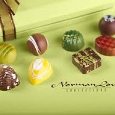 """""""Chocolate is my passion,"""" says Norman Love, who dreamed of making chocolate that was visually stunning as well as delicious."""