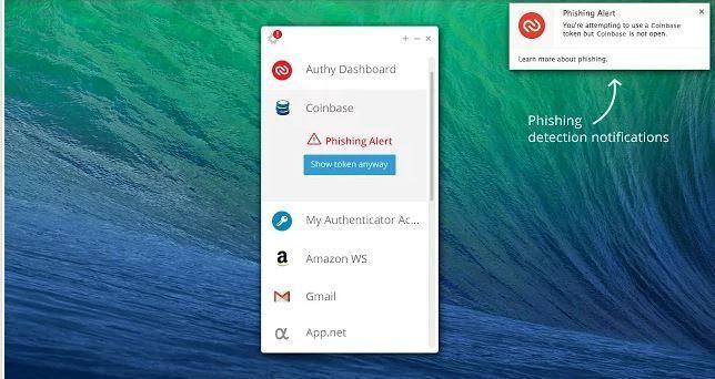 Access Google Authenticator on the Desktop Google