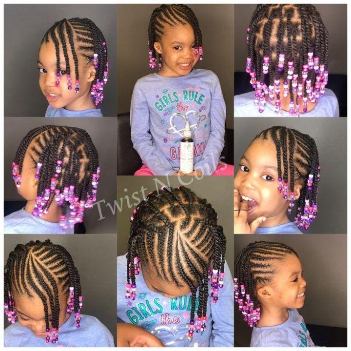 Kid Braids Braidhairstyl Babys Hair Styles Babys Braidhairstyl Braids Styles New Cheveux De Petites Filles Coiffures Pour Enfant Tresse Enfant
