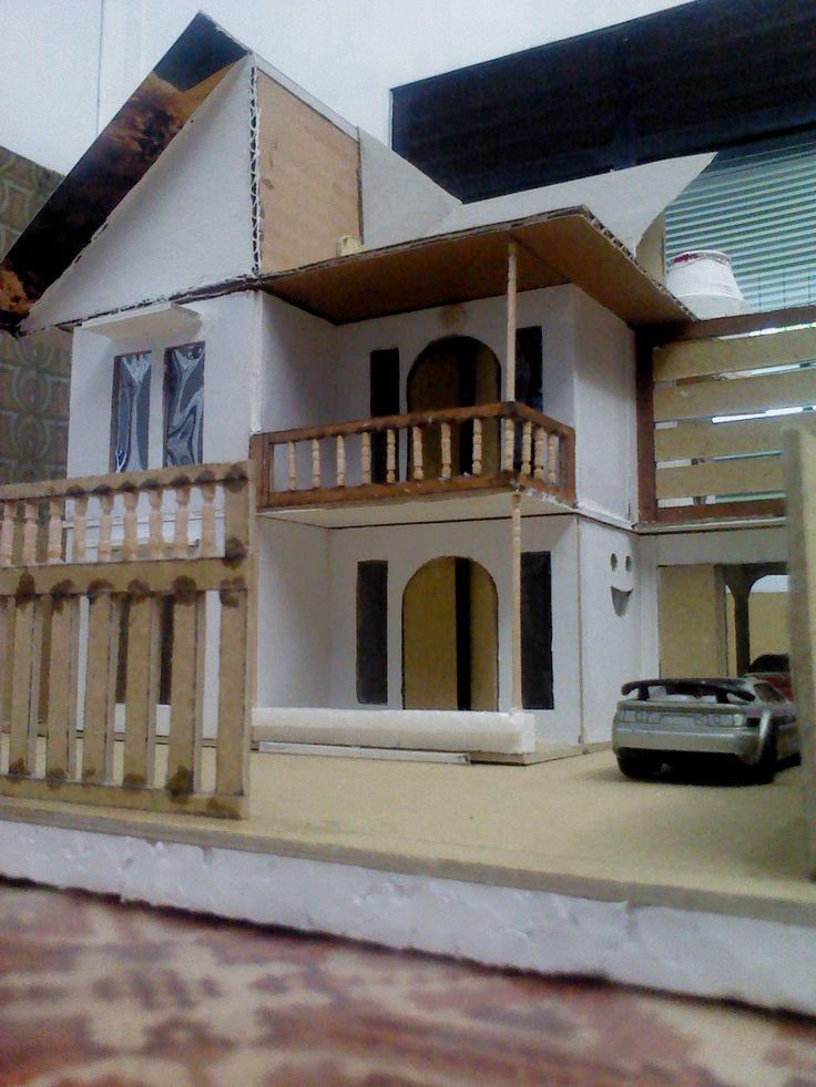 my house with my beloved cupu