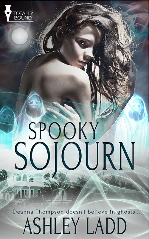 Author Interview – Ashley Ladd  – Spooky Sojourn