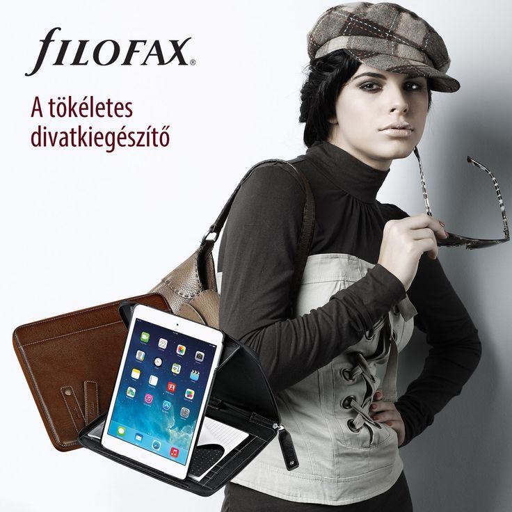 Filofax Holborn tablet and iPad holders