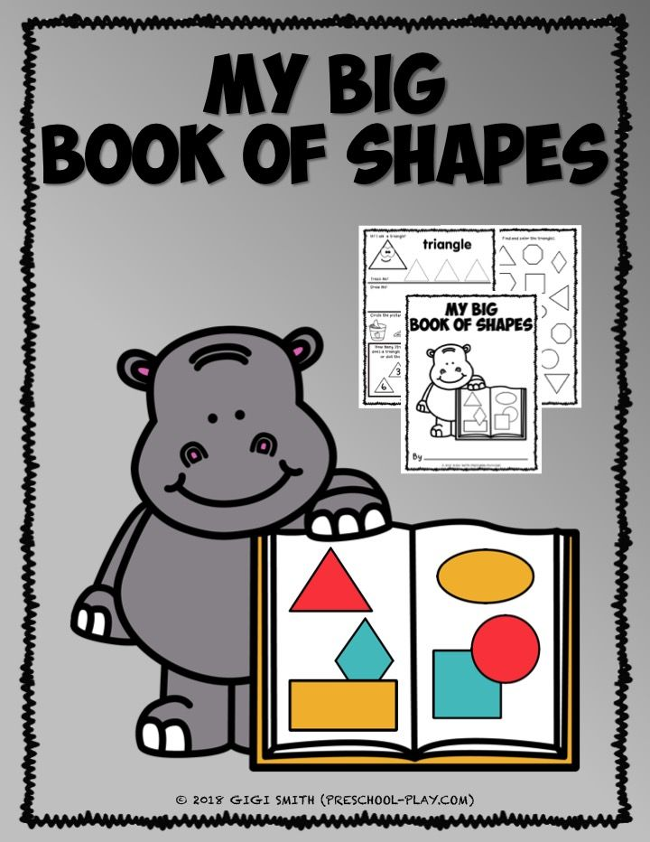 picture regarding Shape Books Printable identified as Printable Condition E book Academics Pay out Lecturers Styles