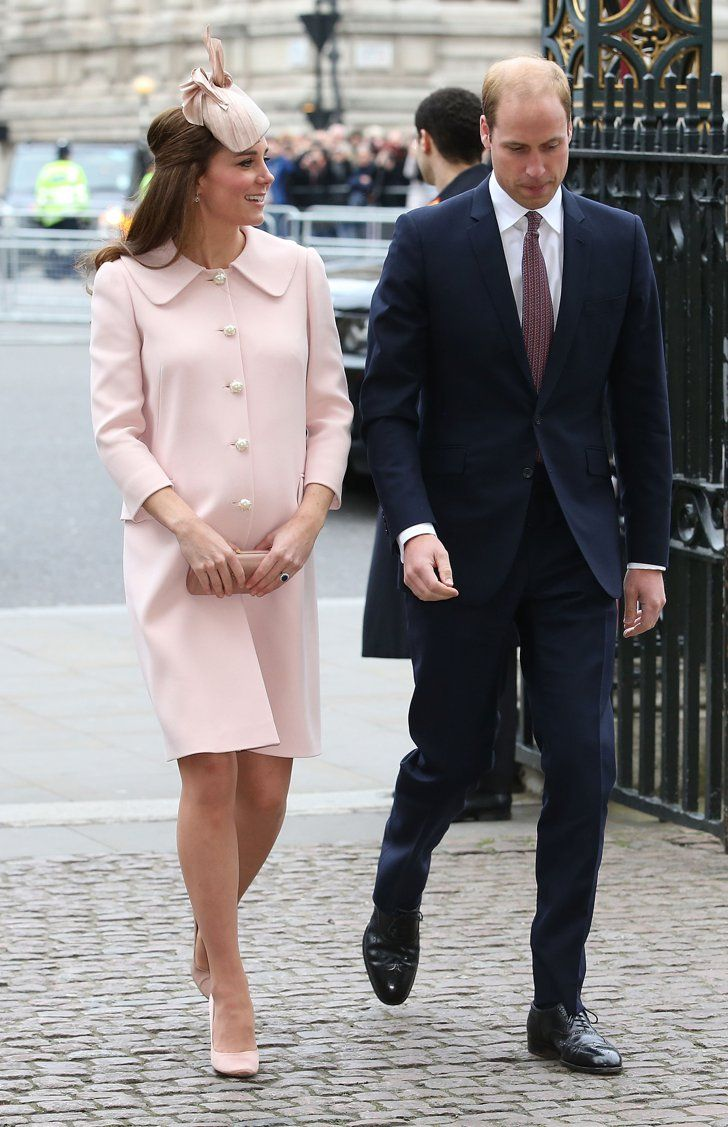 Pin for Later: Kate Middleton strahlt gemeinsam mit Prinz William