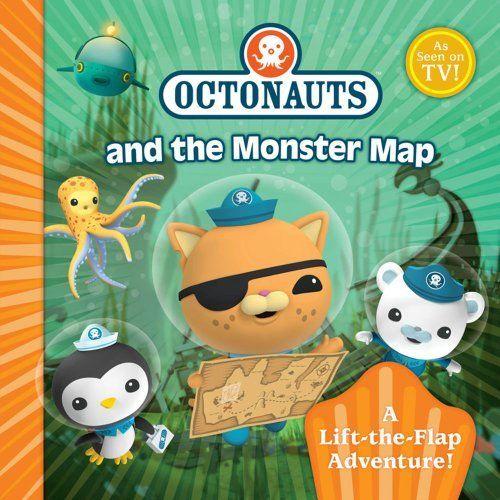 Octonauts Monster Map. (Octonauts Lift the Flap) , http://www.amazon.com/dp/0857072390/ref=cm_sw_r_pi_dp_kAljqb1PCB2RD