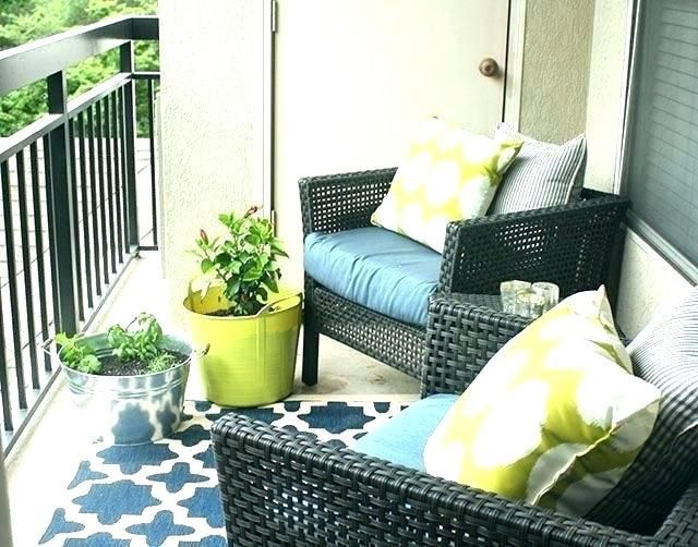 Apartment Balcony Furniture Tiny Full Size Of Best Patio ...