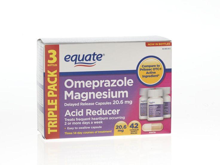 Medical and Healthcare Supplies: Heartburn Medicine - Omeprazole