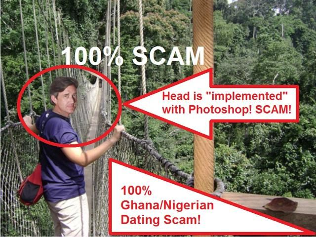 Online dating scams stories south africa