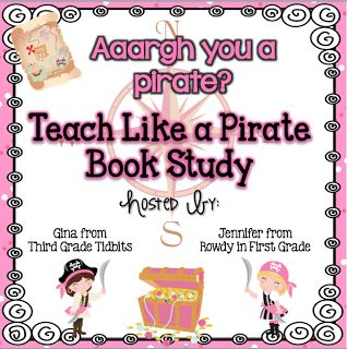 What I'm Reading Wednesday: Teach Like a PIRATE + Freebies