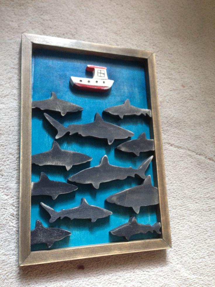 wooden-shark-fish