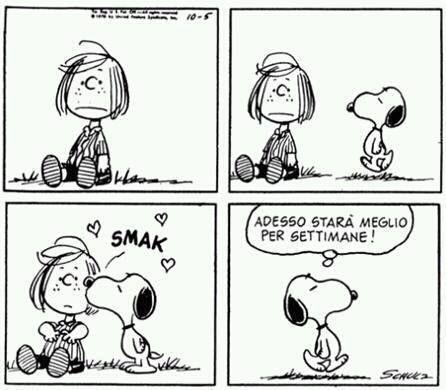 SMACK!...  www.cancorso.it cancorso2013, cancorso, cani, cane, concorso, concorsi, contest, ilmessaggero, quotidiano, animali, storie, canstorie, coppie, cancoppie,vignetta, vignette, fumetto, fumetti citazione, citazioni, snoopy