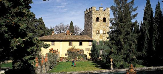 Castello di Verrazzano...in Florence, Italy.  I've already been, but I want nothing more than to go back.