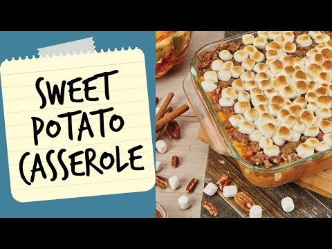 How to make Sweet Potato Casserole in the Power Pressure Cooker XL - YouTube