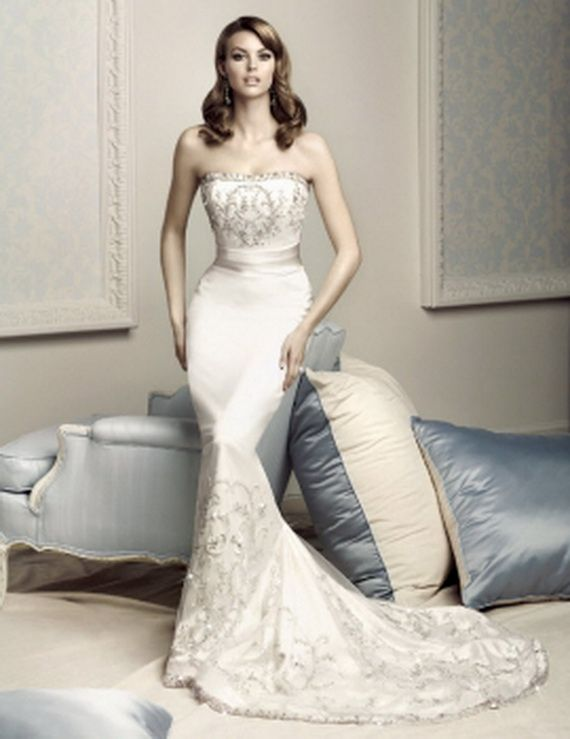Simone Carvalli Wedding Dresses Spring 2011