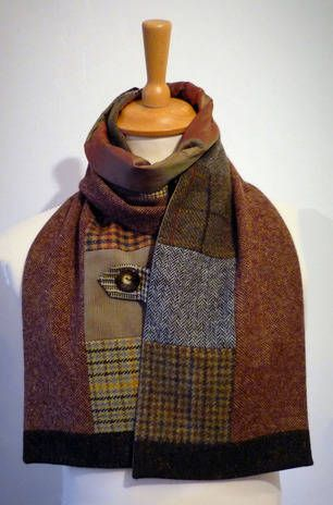 The scarf of a gentleman!