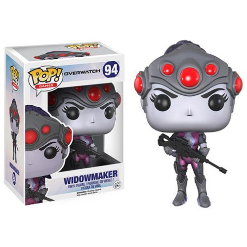 Funko Debuts New Blizzard 'Overwatch' Pop Figures