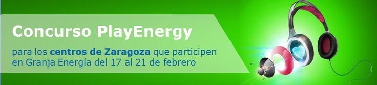 3 centros de Zaragoza nos hicieron llegar sus propuestas innovadoras en formato audiovisual. Endesa Educa recibió un total de 11 proyectos para optar al viaje y asistir a la gala PlayEnergy  el próximo 7 de mayo.