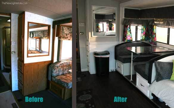 How to Refinish an Ugly Booth Dinette: