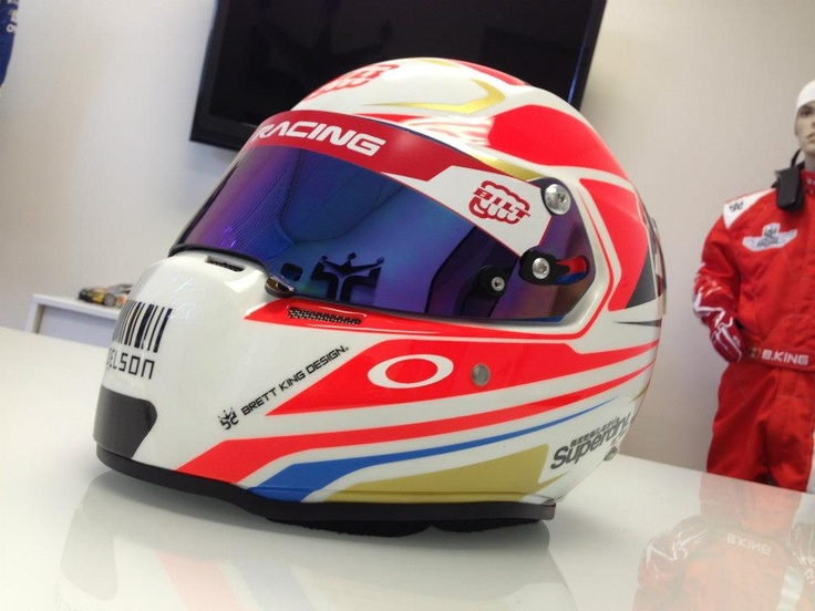 Stilo ST4 F N Carbon H.Idelson 2013 by Brett King Design