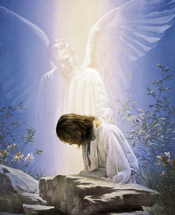 strážní andělé, patroni