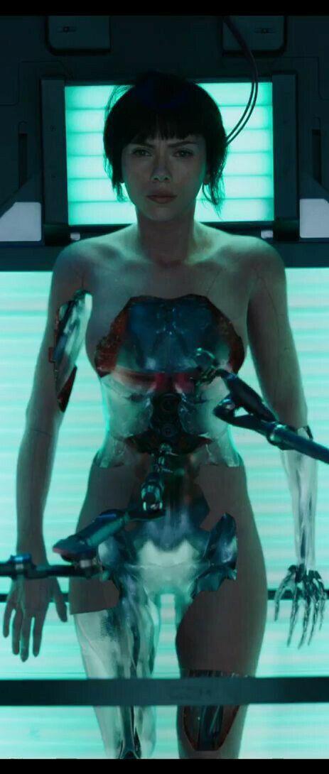 Ghost in the Shell 2017. The Major Motoko Kusanagi [ Scarlett Johansson ]
