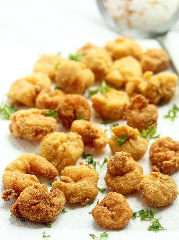Fried Shrimp Recipe Recipe Seafood recipes, Fried