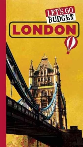 Let's Go Budget London is a budget traveler's ticket to getting the most out of a trip to London?without breaking the bank. Whether you want to experience the breathtaking views from the Golden Galler