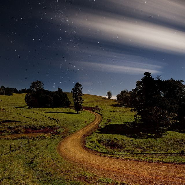 Night road ~ photographer garry #dream #photography