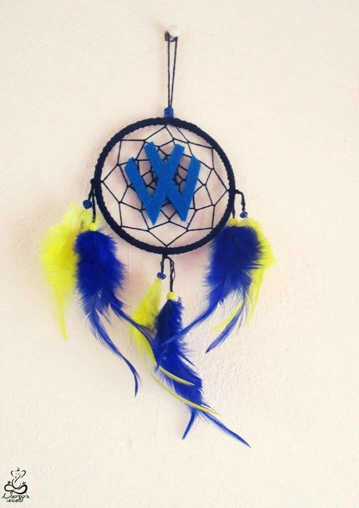 #dreamcatcher #volkswagen #decor #handmade #handicraft #nyamasworld