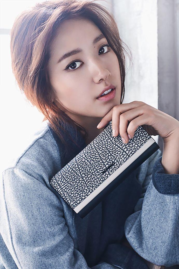 BRUNO MAGLI F/W 2015 Ads Feat. Park Shin Hye | Couch Kimchi