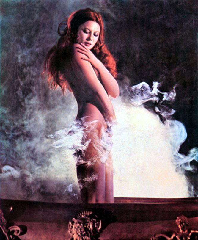 coitusandcarnage:  Rosalba Neri The Devil's Wedding Night, 1973