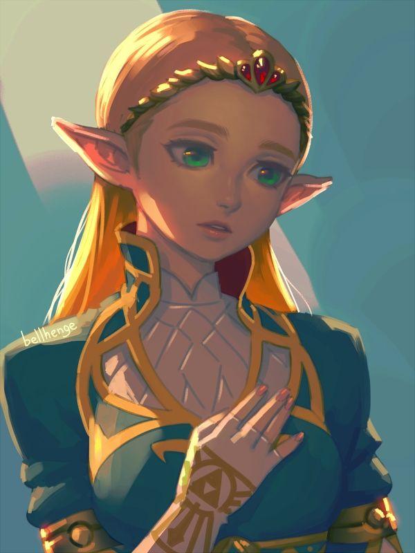 BotW Zelda(2) by bellhenge.deviantart.com on @DeviantArt - More at https://pinterest.com/supergirlsart #zelda #fanart