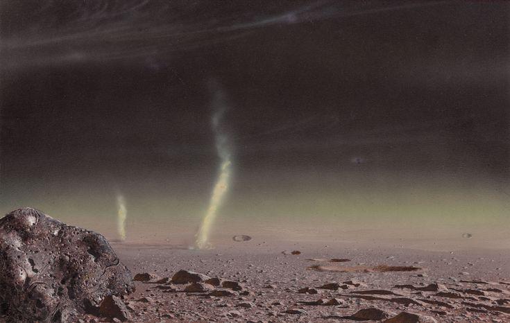 ron miller - eruptions
