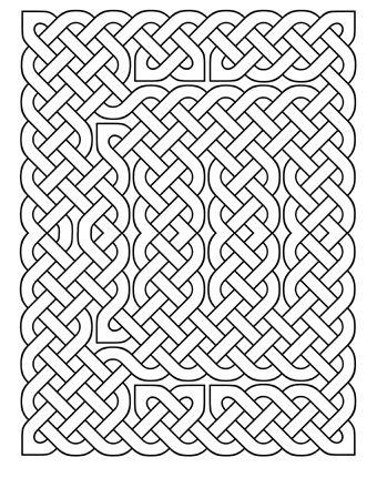 Printable Celtic Designs: The Sequel