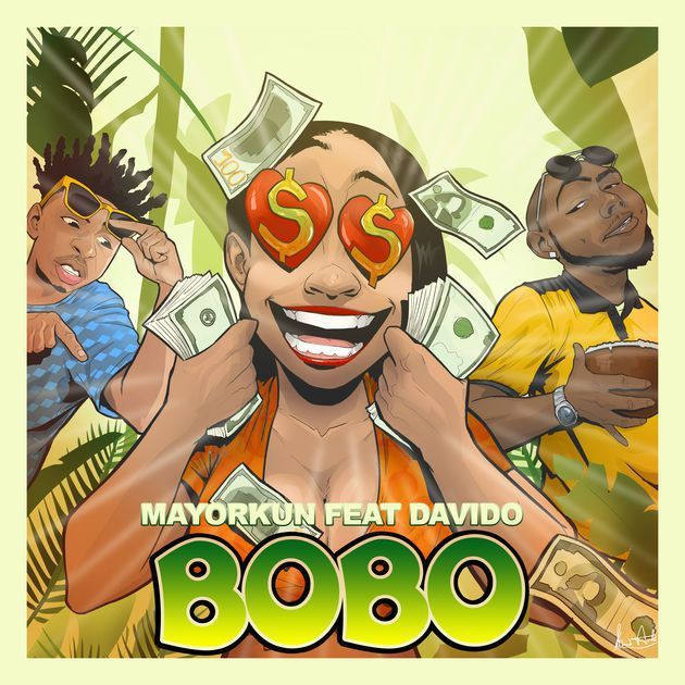 Free Mp3 Download: Bobo - by Mayorkun ft davido (Falling For