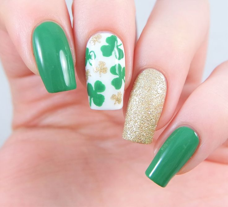 Clover Nail Stencils 866 best SIMPLE