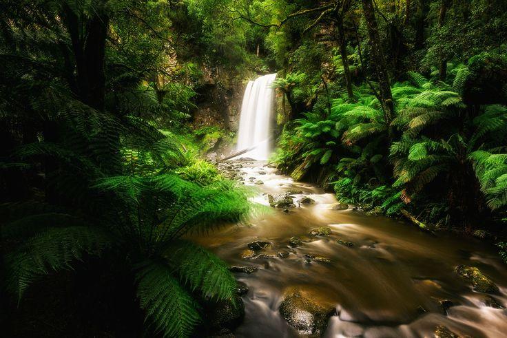Hopetoun Falls Victoria.