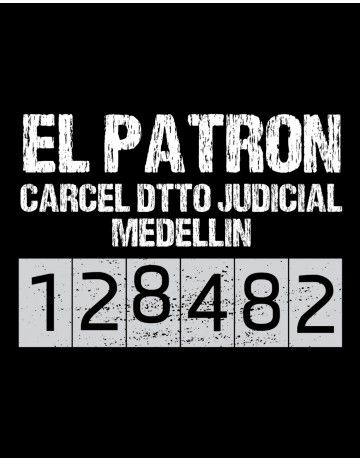 TV Chill: El Patron Pablo Escobar T-Shirt Hoodie (Toodie) Buy your Toodie from www.firetrend.co.uk #pabloescobar #elpatron #firetrend #netflix