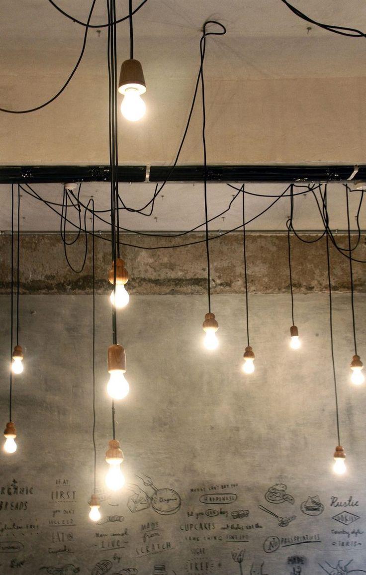 For Interieur | La déco industrielle du Birdsong Café | http://www.for-interieur.fr