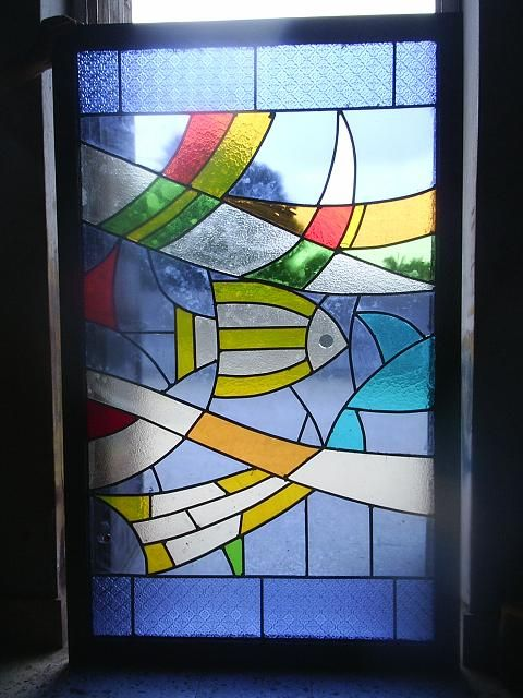 49 Best Modern Stained Glass Images On Pinterest