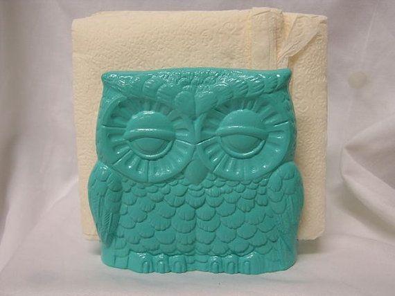 Tootsie Pop Owl Napkin Holder Owl Kitchen Decorkitchen