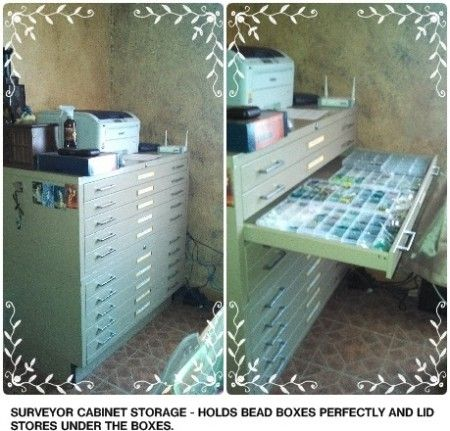 My best choice for storage - surveyor cabinet. Where can I find one of these???