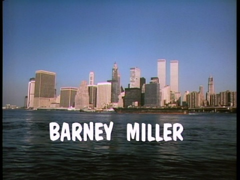 Barney Miller...  Get in the groove!!
