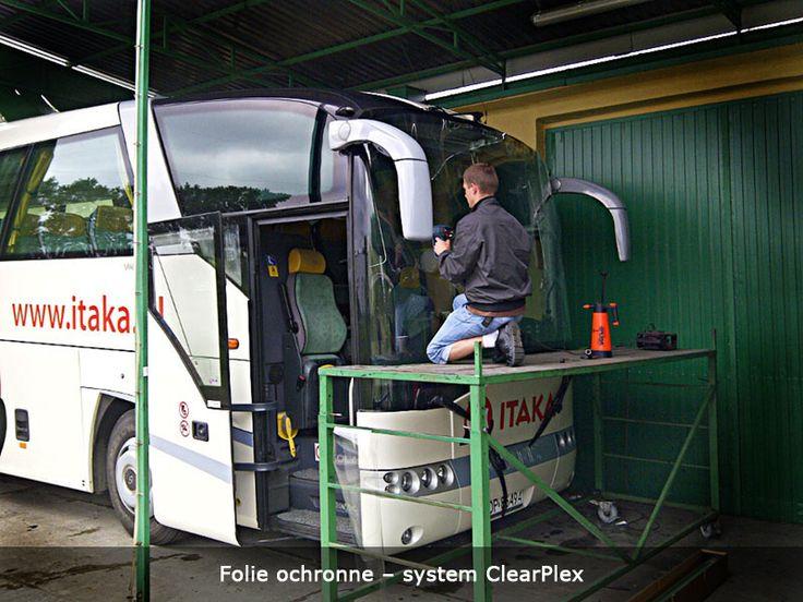 [System ClearPlex] Folie samochodowe - folie ochronne | Warsfoll.com.pl