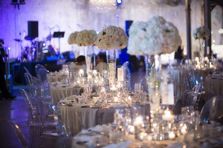 Fermenting Cellar wedding table decor